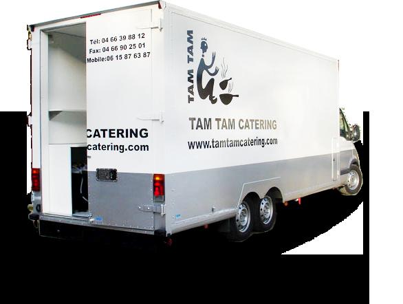 Photo du Camion de Catering