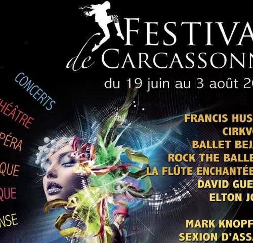 Festival de Carcassonne 2013