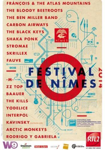 Festival de Nîmes 2002-2014