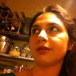 Francesca membre de l'équipe TamTam catering depuis 2013